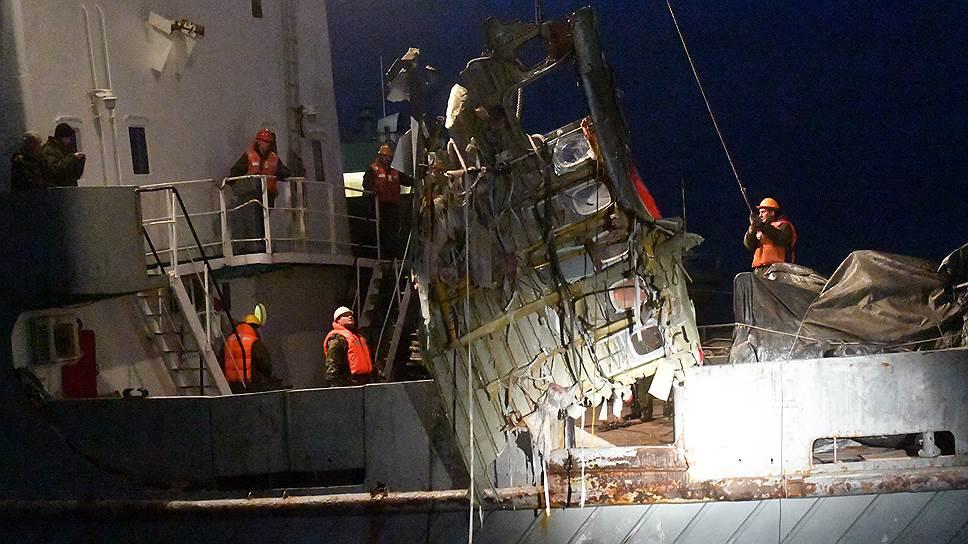 Катастрофа Ту-154 год спустя