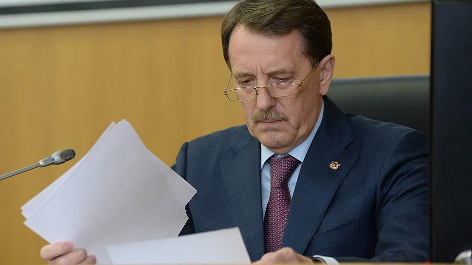 Полпред президента в Центральном федеральном округе (ЦФО) Алексей Гордеев
