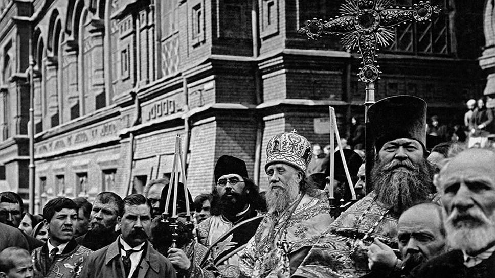 Новоизбранный патриарх пользовался огромной популярностью
