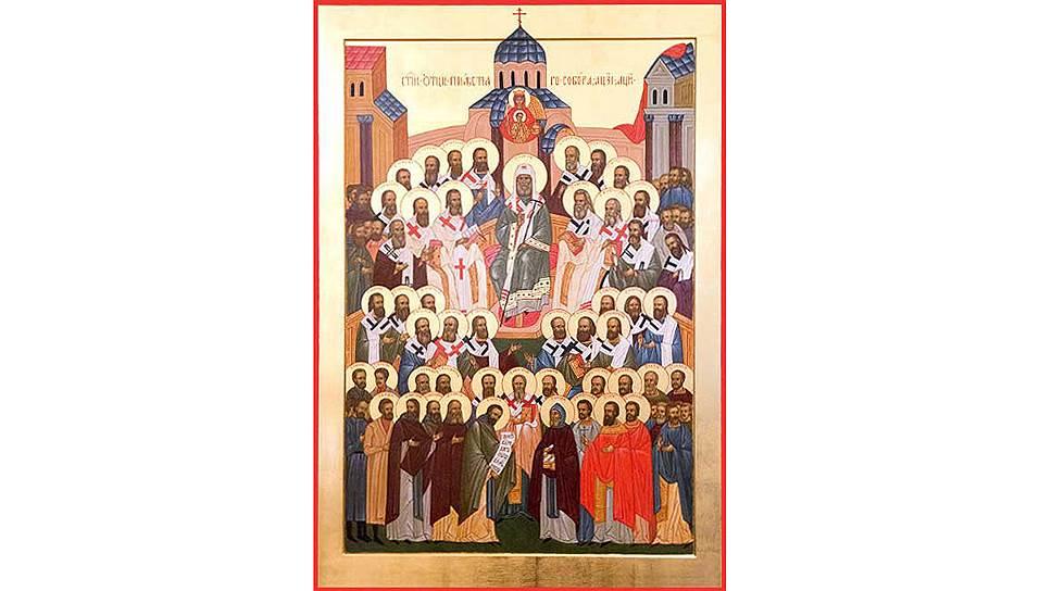 Пятая часть участников соборных заседаний (108 человек) погибла насильственной смертью, 47 членов собора канонизированы