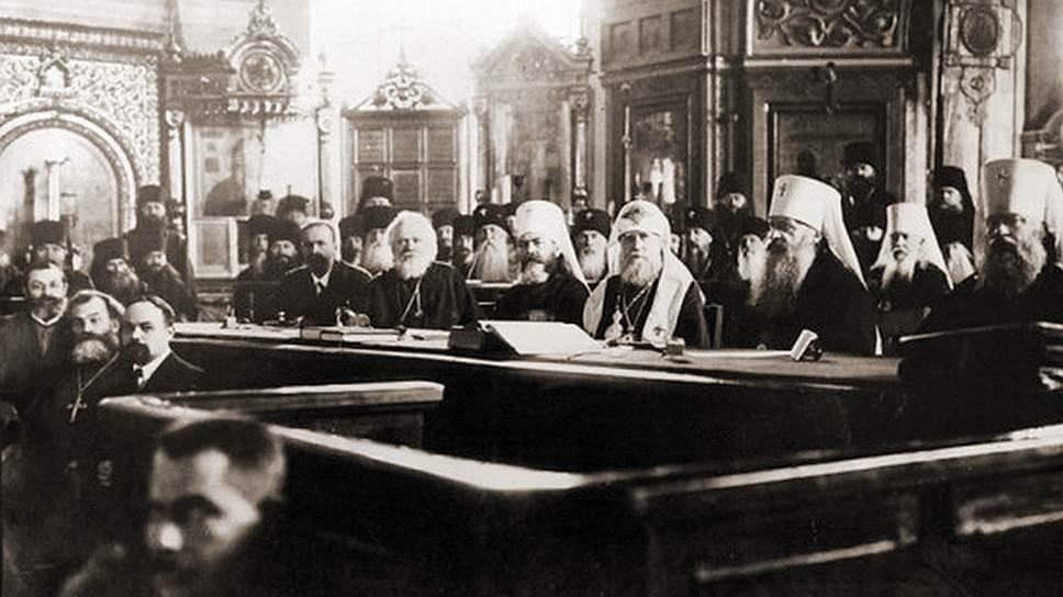 Собор созывался не как парадная институция, утверждающая заранее подготовленные решения, а как рабочий орган, определяющий, как будет развиваться русская церковь