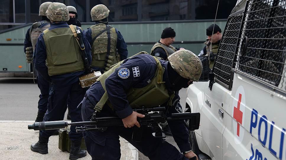 Как в Грузии была обезврежена группировка пособников ИГ