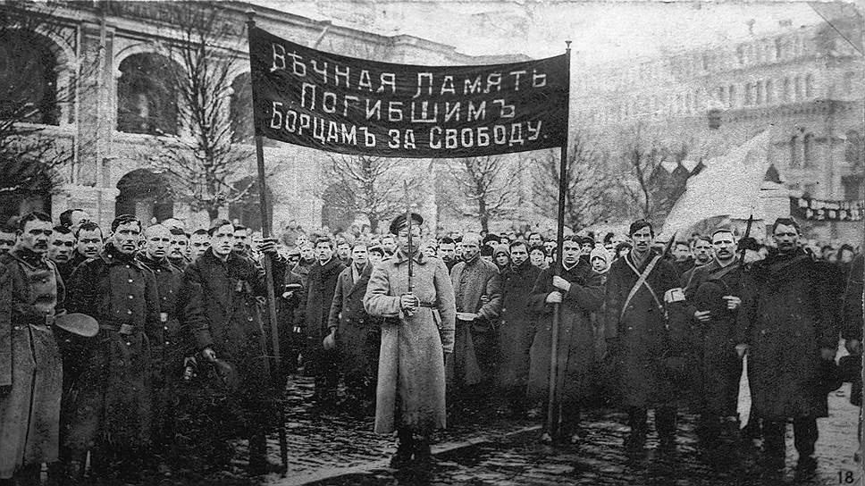 Созвать собор стало возможно только после Февральской революции