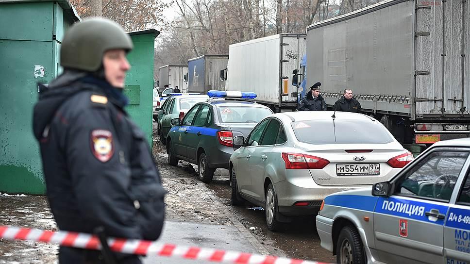 Что произошло на территории кондитерской фабрики «Меньшевик»