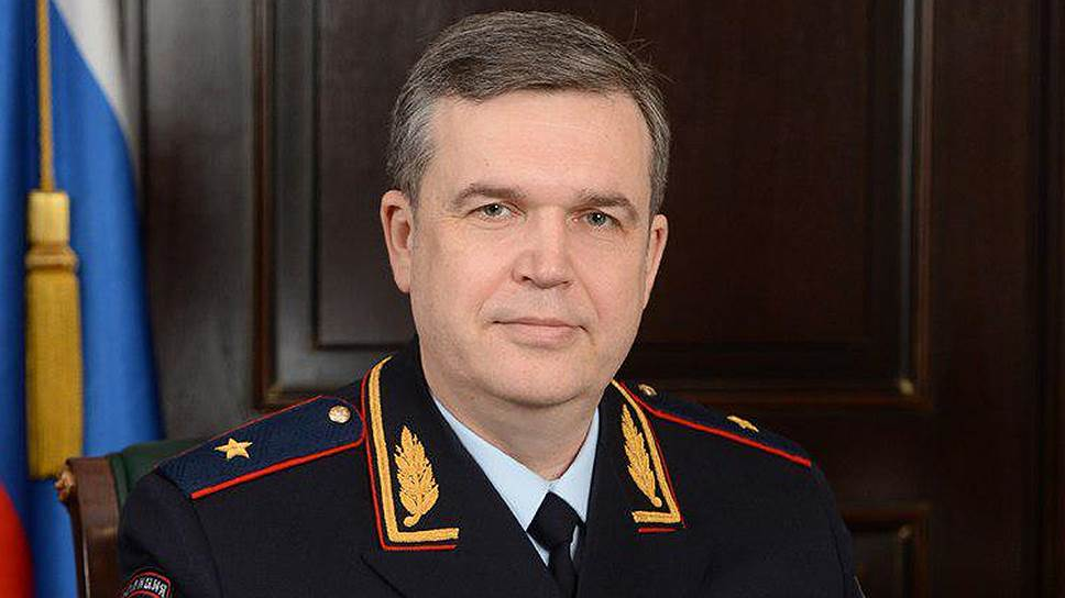 Замминистра внутренних дел генерал-майор полиции Виталий Шулика