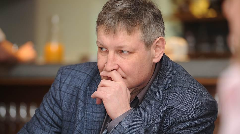 Сергей Дьячков, новосибирский политик и предприниматель