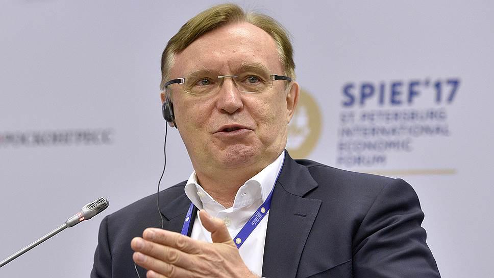 Гендиректор ПАО «КамАЗ» Сергей Когогин