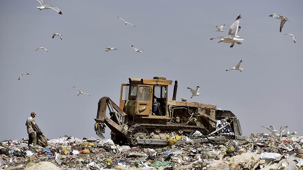 Какой регион готов помочь в решении проблем с размещением отходов в Подмосковье