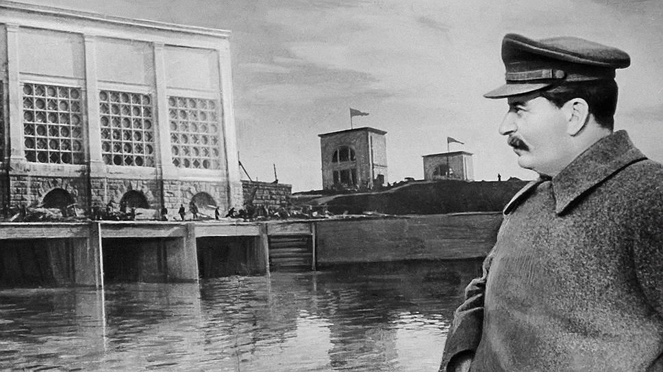 По рукотворной версии следствия, заговорщики собирались убить Сталина во время поездки по Волге или при посещении канала Москва—Волга руками уголовников