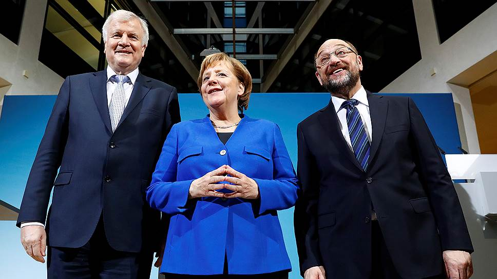 Как ХДС/ХСС и СДПГ провели успешные переговоры в январе