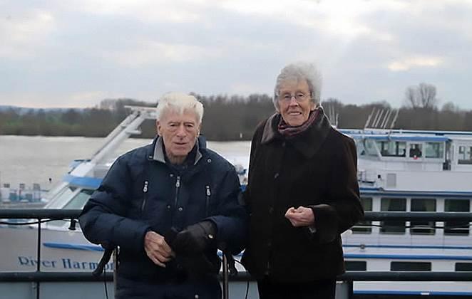 Ник и Трис Эльдерхорст вместе прожили долгую жизнь и вместе из нее ушли