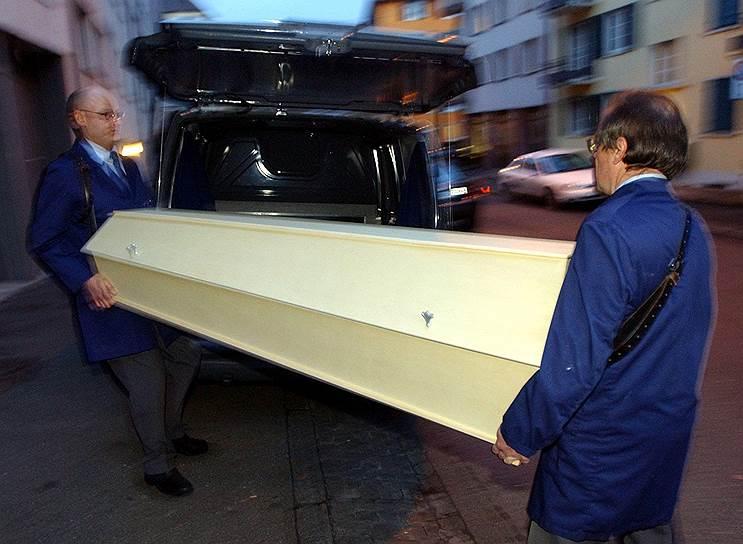 Клиенты швейцарской «клиники самоубийств» заранее оплачивают похоронные расходы