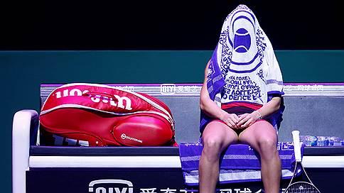 WTA Finals переедет из Сингапура в Шэньчжэнь // Санкт-Петербург уступил китайскому городу в споре за право проведения турнира