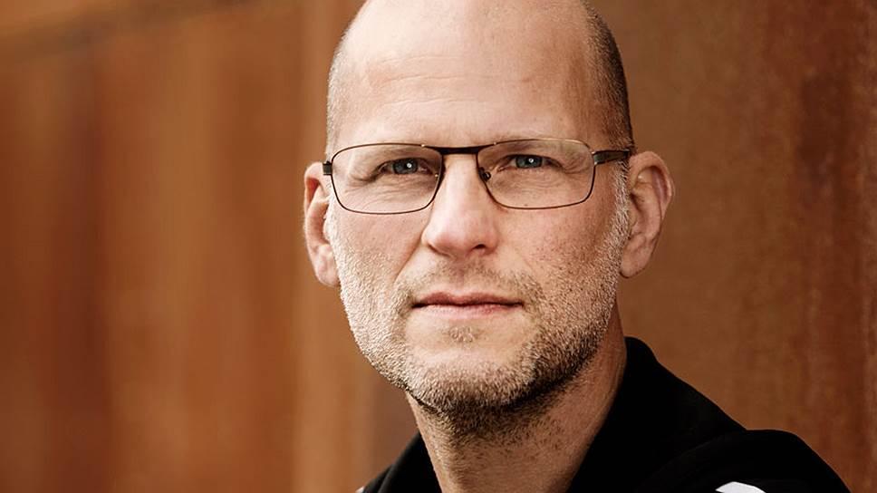 Автор книги «Идет медведь» Маттиас Йоранссон