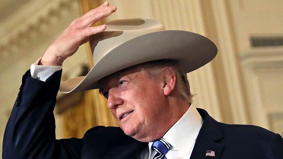 Президент США Дональд Трамп доказал, что не страдает слабоумием