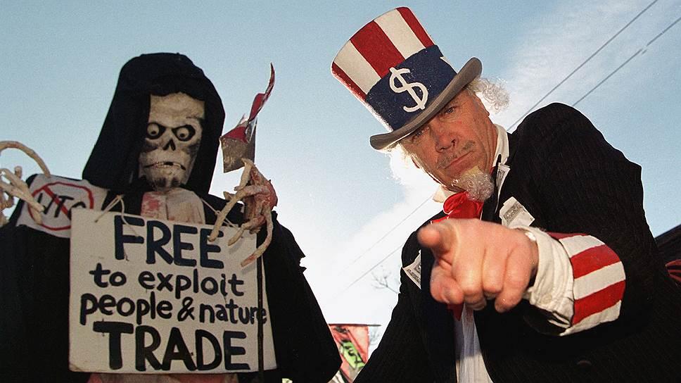 Кто виноват в очередном кризисе международной торговли