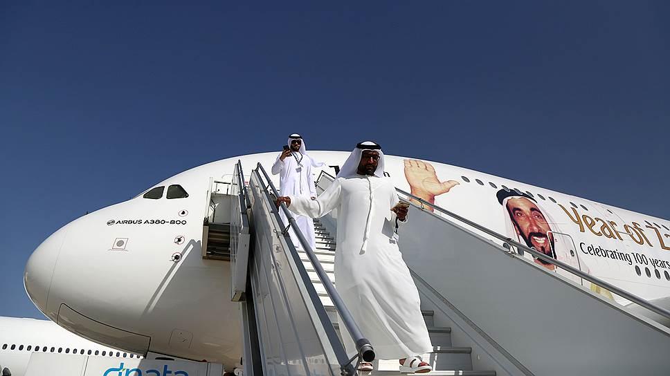 Как авиакомпания Emirates спасла A380