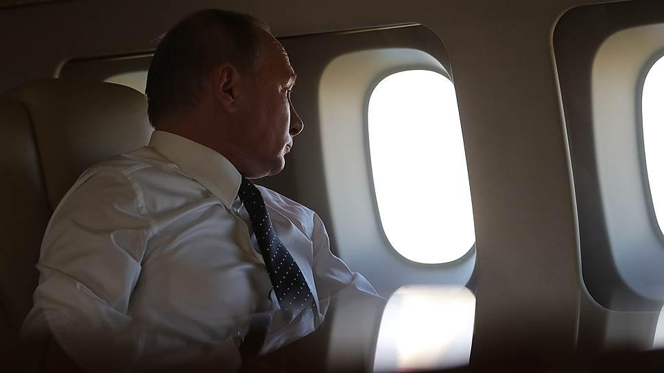 Как отличаются президентские и предвыборные поездки Владимира Путина