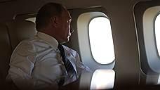 Поездки Владимира Путина разделят на президентские и предвыборные
