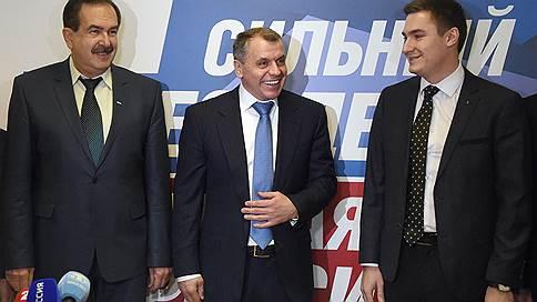 У Владимира Путина появился первый штаб в Крыму // Они будут открыты в каждом населенном пункте полуострова