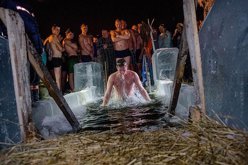 Обское водохранилище, Новосибирск