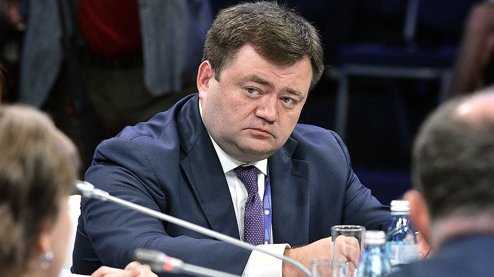 Глава Российского экспортного центра Петр Фрадков