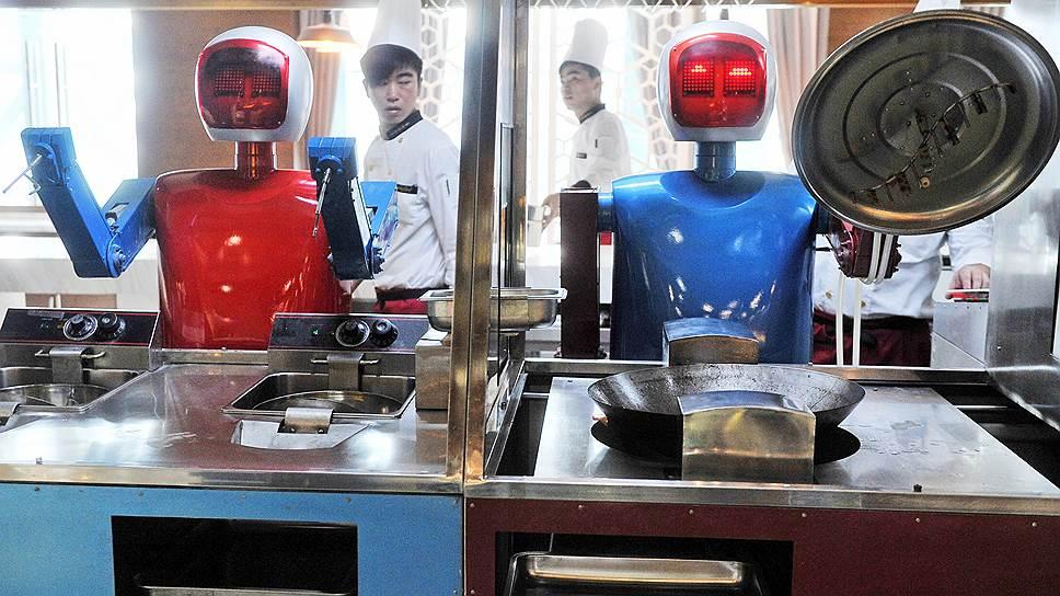 Роботизация вместо глобализации
