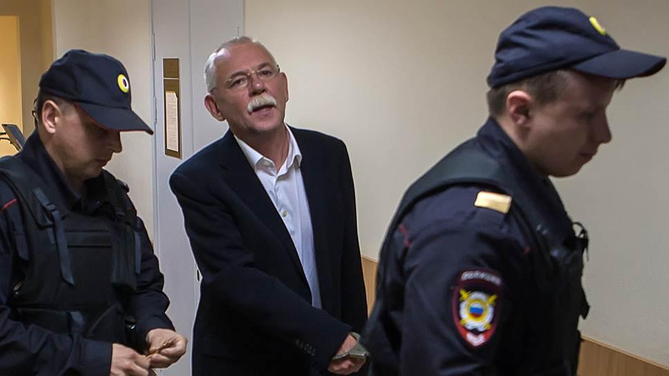 Как прошли прения в суде по делу Андрея Нелидова