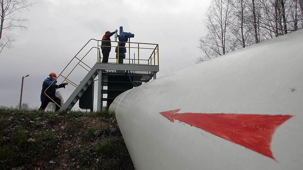 Россия и Белоруссия договорились о цене прокачки нефти