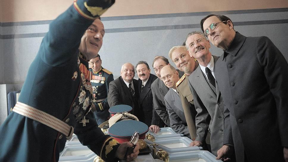 Почему кинотеатры не покажут «Смерть Сталина»