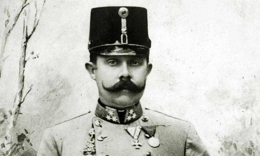 28 июня 1914 года в Сараево был застрелен эрцгерцог и наследник австро-венгерского престола Франц Фердинанд. Убийца, сербский националист и сторонник независимости Боснии и Герцеговины Гаврило Принцип был приговорен к 20 годам каторги, умер в заключении от туберкулеза. Убийство эрцгерцога стало формальным поводом для начала Первой мировой войны