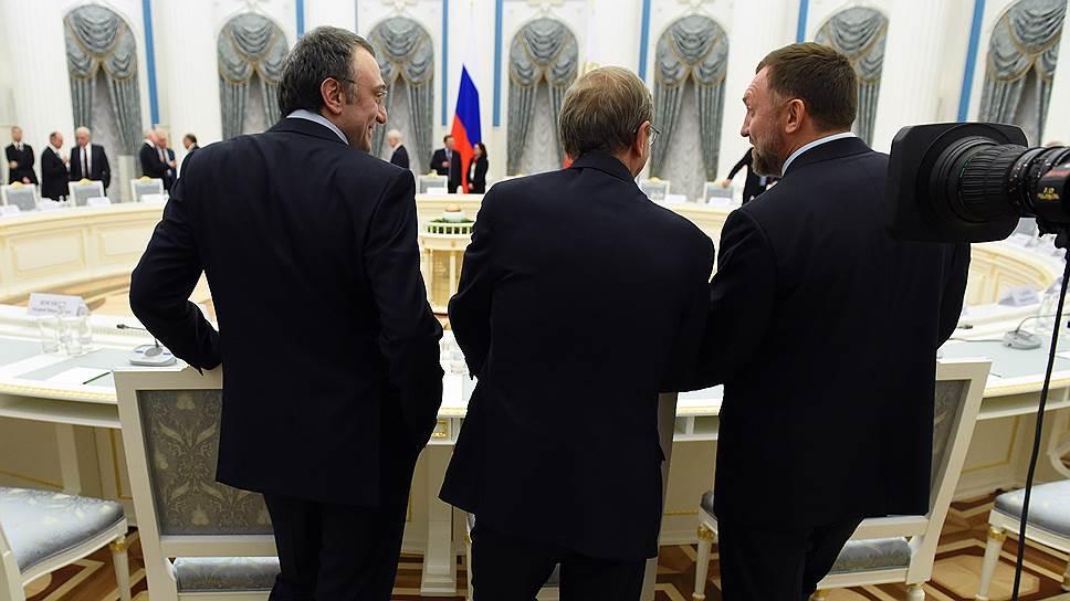 Минфин США опубликовал список из 210 «друзей Путина», которые могут подпасть под санкции