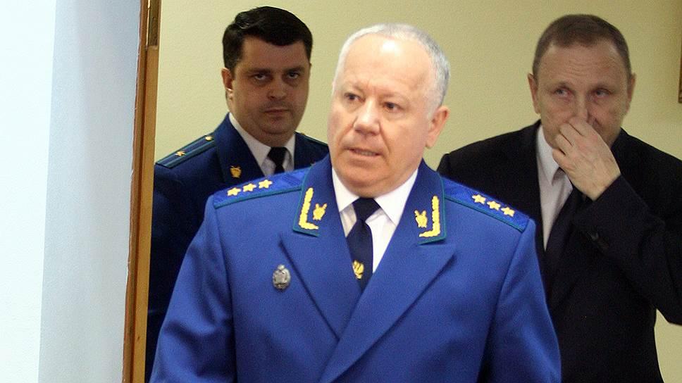 Почему в Дагестане работает спецкомиссия во главе с замгенпрокурора Иваном Сыдоруком