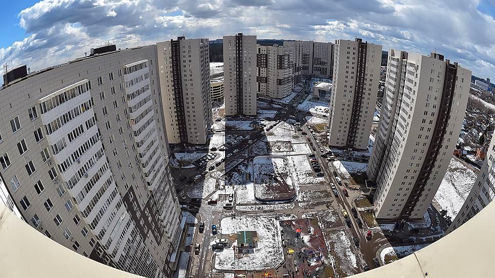 Где в Москве лучше всего продается и покупается жилье