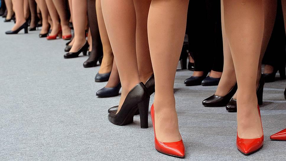 Почему мужчины не признают для женщин ограничений в карьере