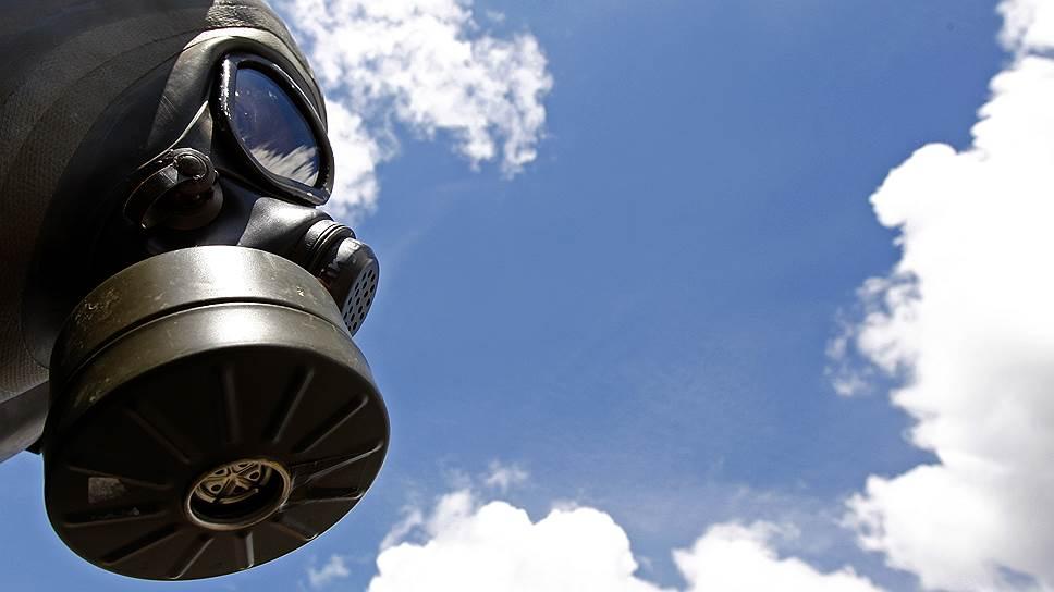 Почему США заподозрили Сирию в разработке химического оружия