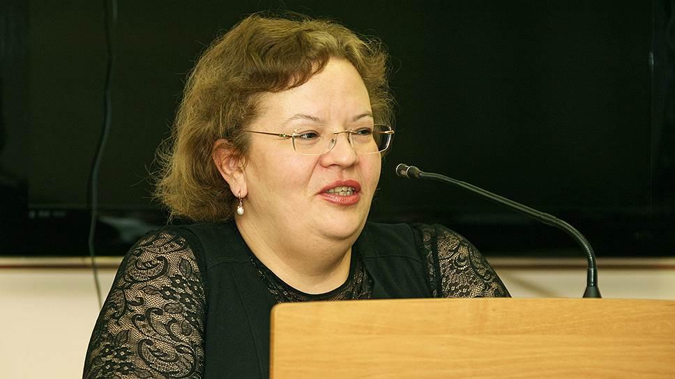 Заместитель министра здравоохранения Татарстана Елена Шишмарева