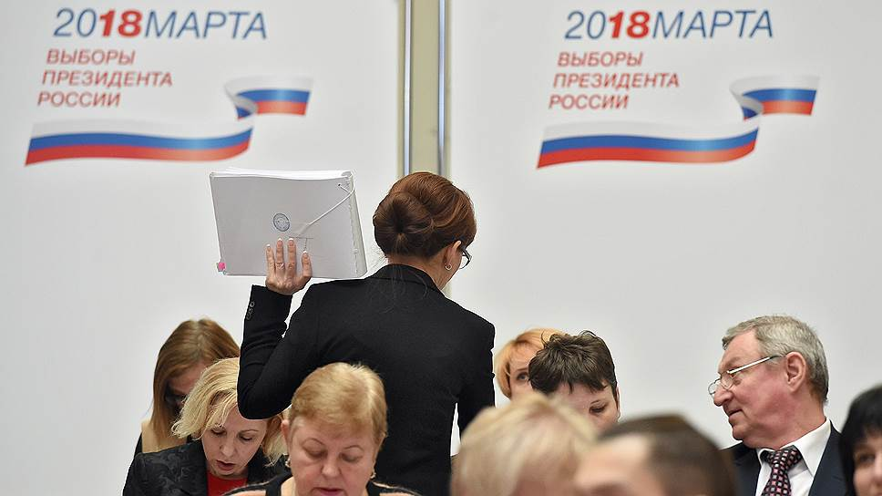 Почему Центризбирком не отсеял по подписям ни одного выдвиженца