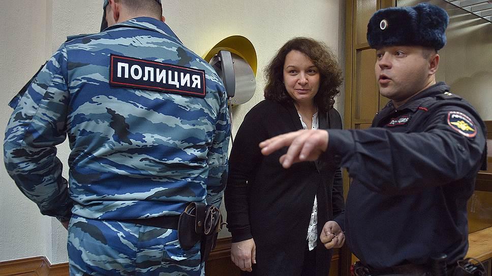 Ждать нового рассмотрения дела Елена Мисюрина будет под подпиской о невыезде