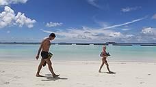 Туристам не советуют Мальдивы