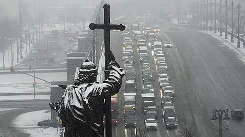 Москвичи теряют в пробках 91 час в год  / INRIX опубликовал очередной индекс загруженности дорог
