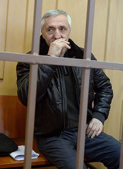 Бывший министр образования Республики Дагестан Шахабас Шахов