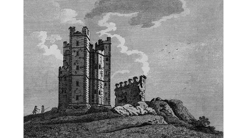 Орфордский замок короля Генриха II демонстрировал, к чему нужно стремиться