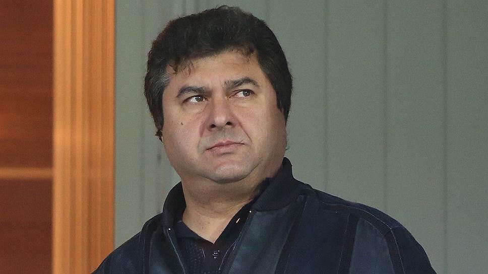 Гендиректор корпорации «Индустриальный союз Донбасса» (ИСД) Олег Мкртчан
