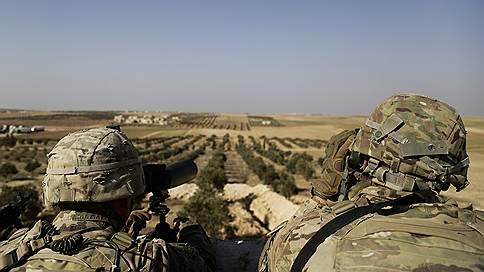 США ответили на «неспровоцированную атаку» в Сирии  / В результате авиаударов погибли около 100 проправительственных бойцов