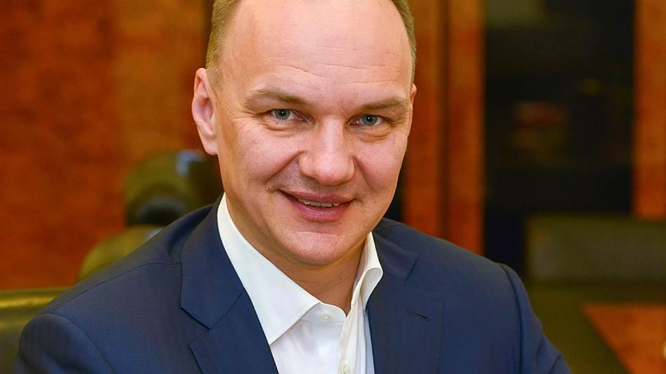 Гендиректор Petropavlovsk Роман Денискин