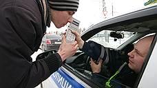 Пьяных водителей сажают под стражу