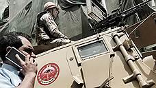 Египет решил разобраться с террористами самостоятельно