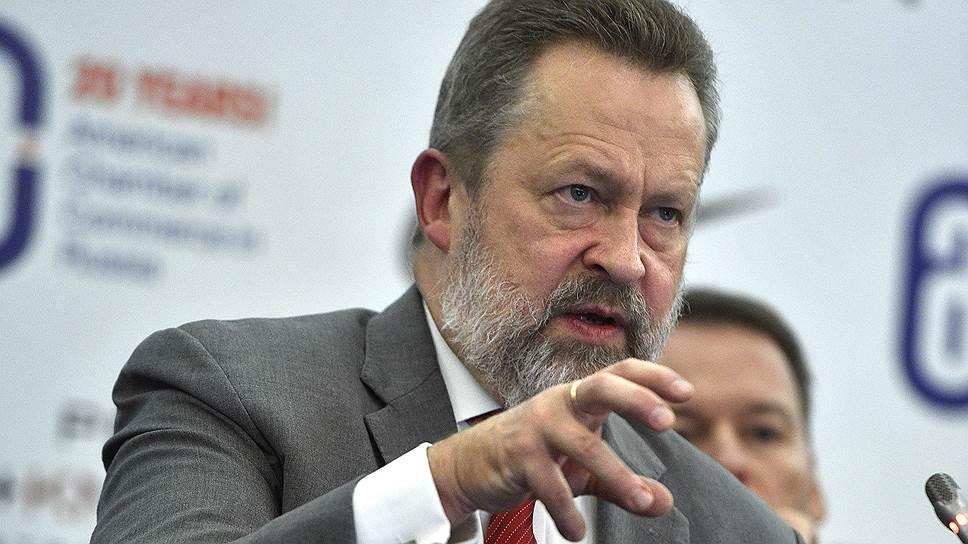 Председатель совета директоров TMK Ipsco Петр Голицын