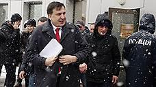 Михаила Саакашвили отправили подальше от Украины